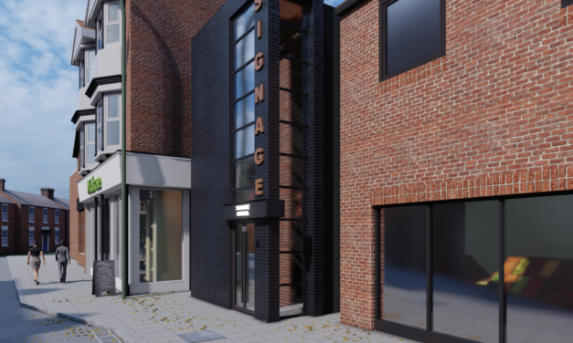 Third proposal for new Caversham cinema