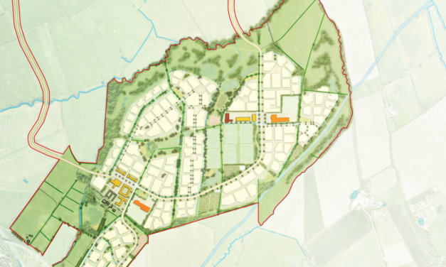 2,500 homes approved for Swindon site