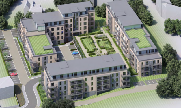 164-homes planned for Bracknell Town FC site