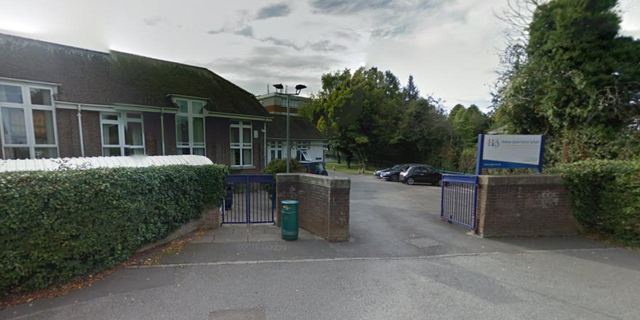 Major extension to Holmer Green School