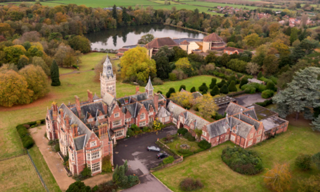 Manor house, offices and 139 acres of parkland goes on the market
