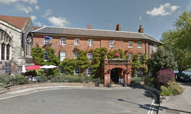 Town council opposes conversion of ancient Red Lion Hotel