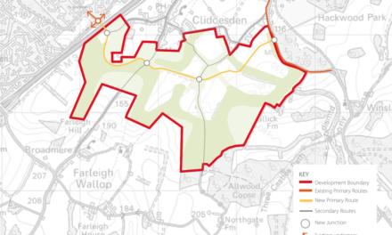 2,500-home Garden Village proposed for Basingstoke