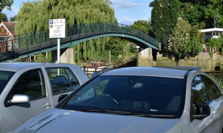 Cars to be removed from Twickenham Riverside