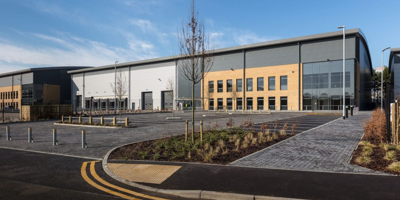 SEGRO lets 60,000 sq ft Bracknell unit