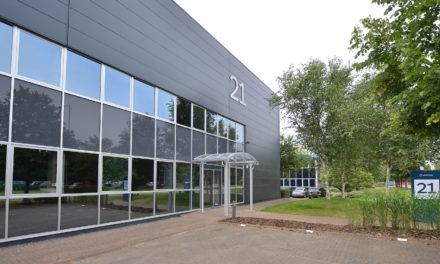 Healthcare firm signs up for Abingdon Business Park