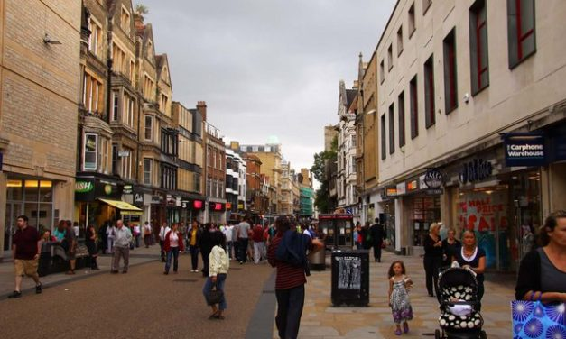 Bid to help Oxfordshire high streets recover