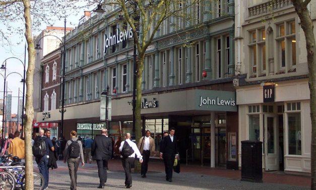 Axe hangs over John Lewis branches