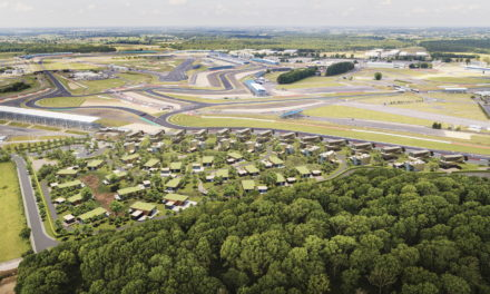 Work to start on 60 holiday homes at Silverstone