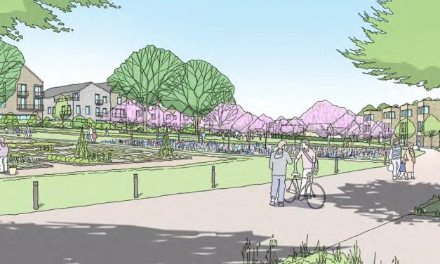 2,200-home Garden Village for north Eynsham