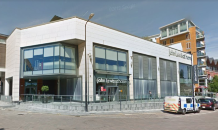 Newbury and Swindon John Lewis stores to close