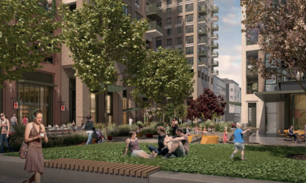 Plans submitted for 965 flats in Woking