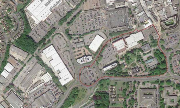 Major civic hub plan for Farnborough