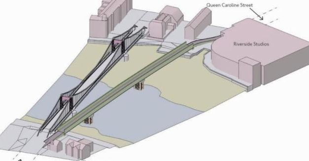 Is new Hammersmith Bridge a bridge too far?