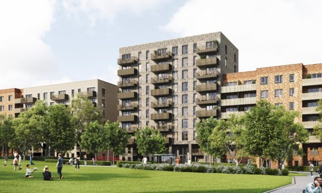 Masterplan agreed for South Acton