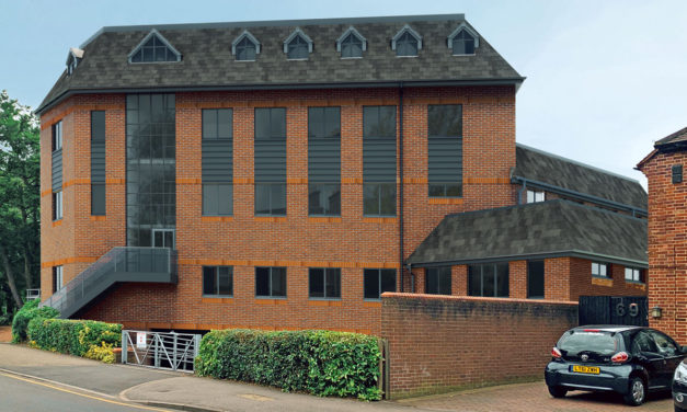 PDR scheme proposed in Uxbridge