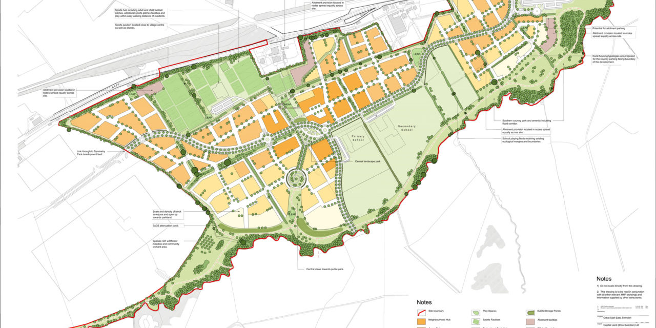1,550 homes approved for Swindon