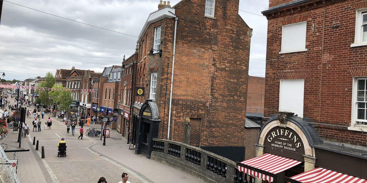 Masterplanner chosen for Newbury town centre
