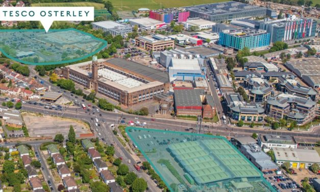 Berkeley Group to build homes at Gillette Corner