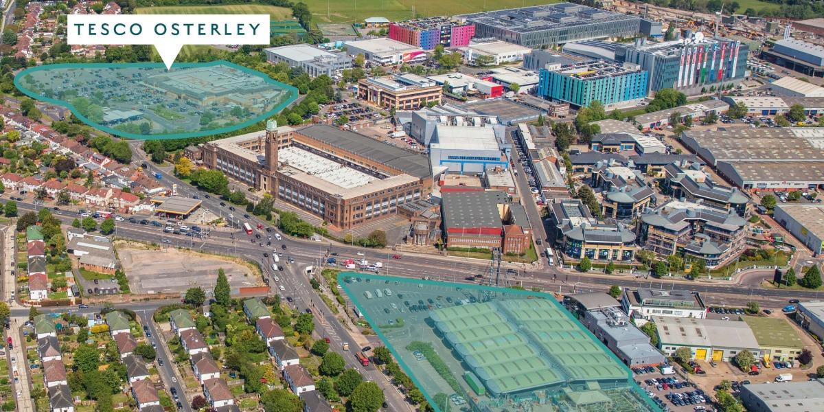 Berkeley Group to build homes at Gillette Corner