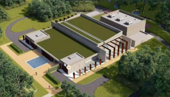 Major Hindu crematorium is refused