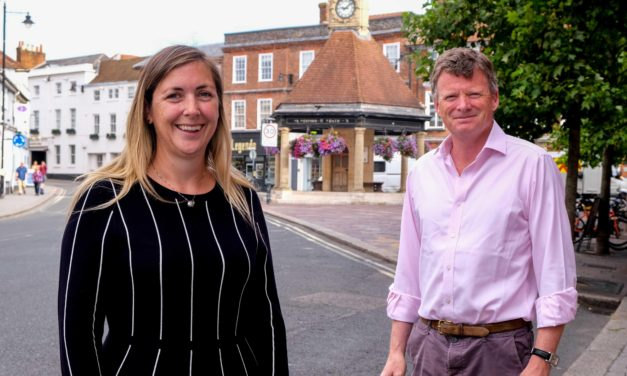 New boss for Newbury West Berkshire