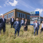 St Modwen signs to build new business park