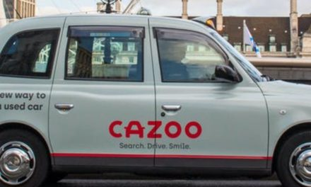 Cazoo opens massive car showroom in Wembley