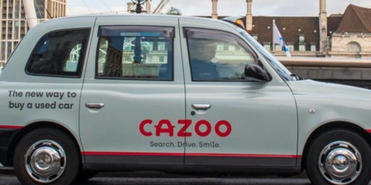 Cazoo opens massive car showroom in Wembley