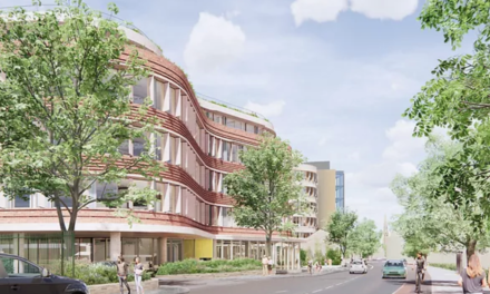 Plans submitted for most sustainable scheme Cambridge has ever seen