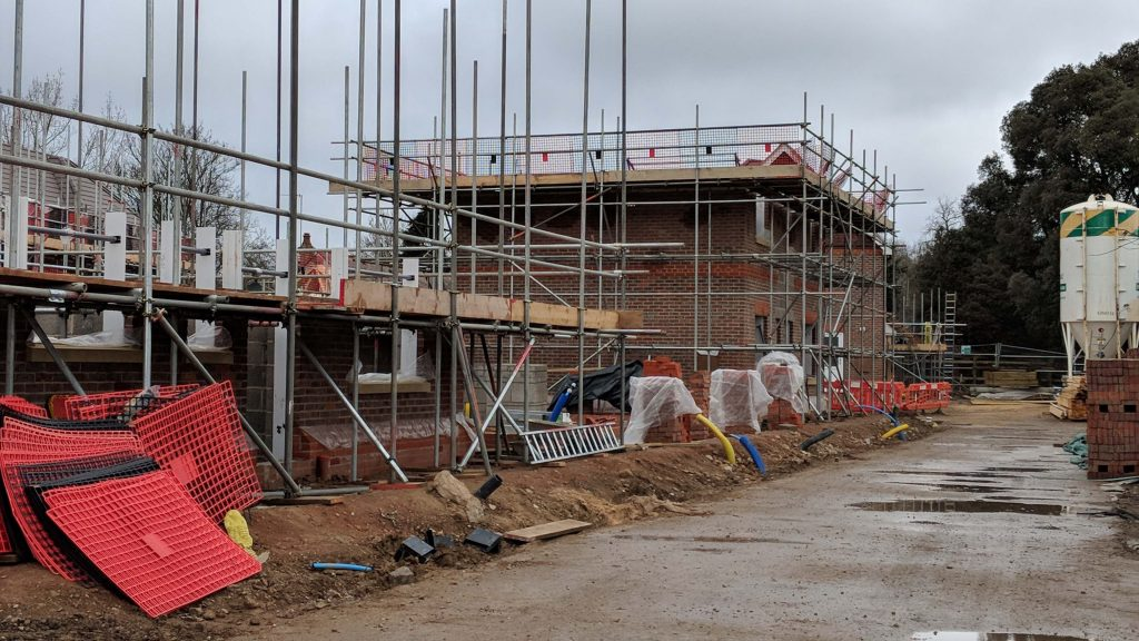 Outrage over doubling of housing numbers for Wokingham