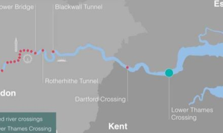 £7bn for funding Lower Thames Crossing