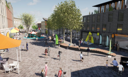 Masterplan published for a new Andover