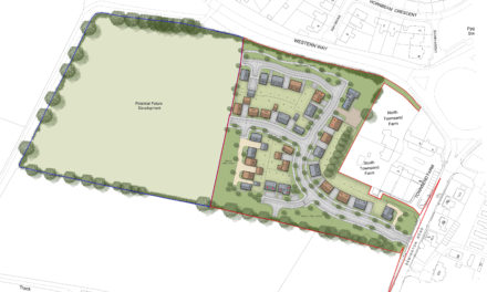 50-home scheme could be part of bigger development