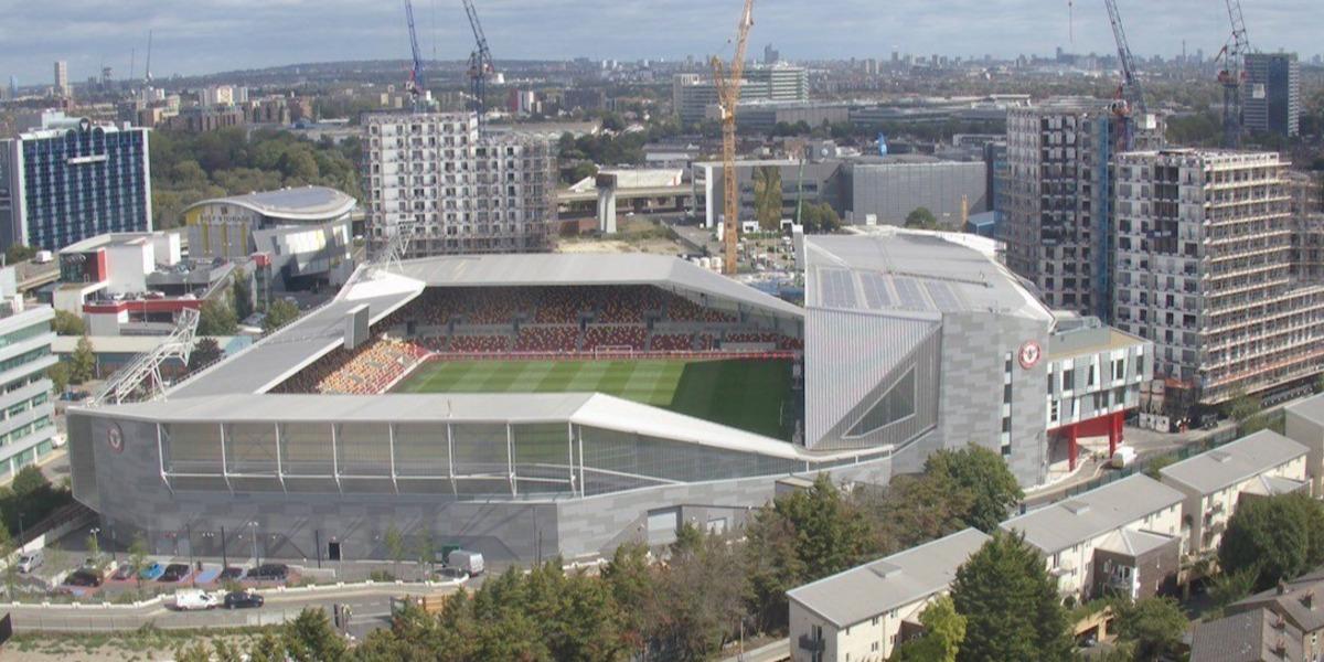 Brentford FC kick off at new stadium