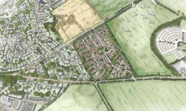 230 new homes to be built on the edge of Cambridge