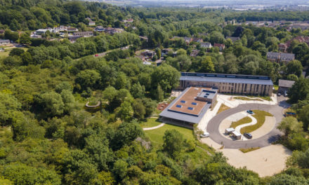 First new lab occupier at the Wood Centre for Innovation
