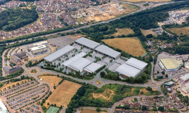350,000 sq ft industrial scheme proposed for Bracknell