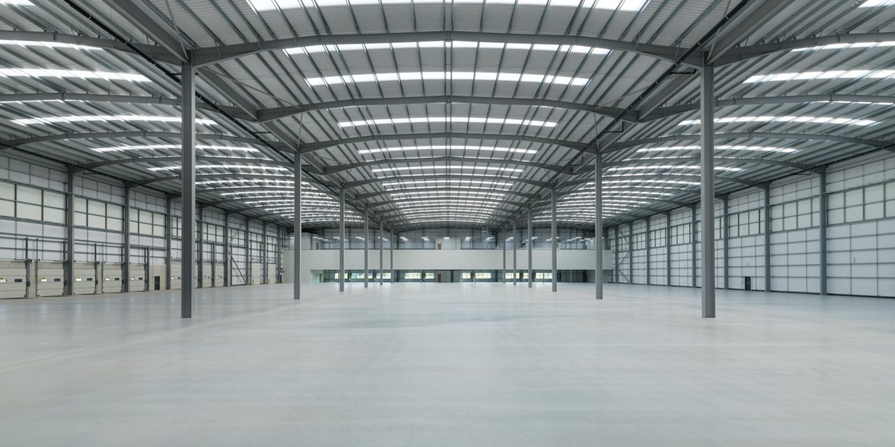 134,000 sq ft warehouse letting by McKay