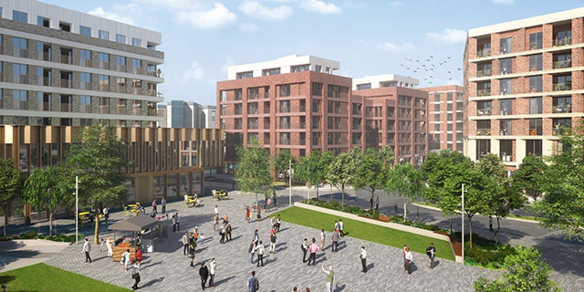 Barton Willmore has plans for the iconic Roehampton estate