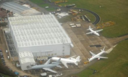 Marshall's confirms move from Cambridge to Cranfield Airport
