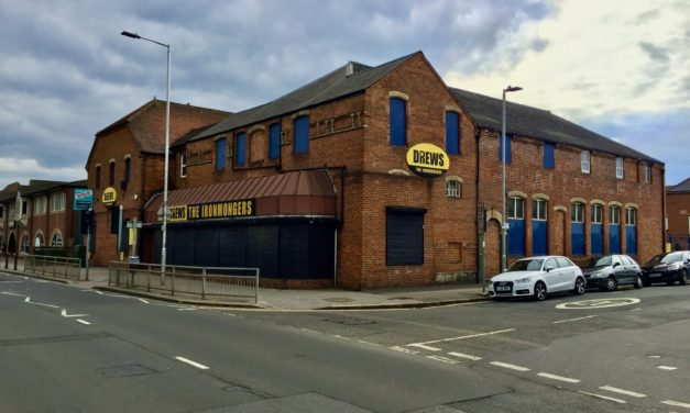 Flats plan for Drews building refused