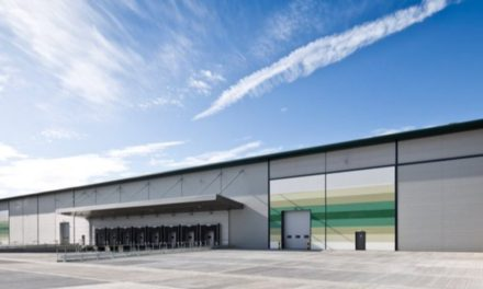 JLL Industrial land JAS International at Heathrow Logistics Park