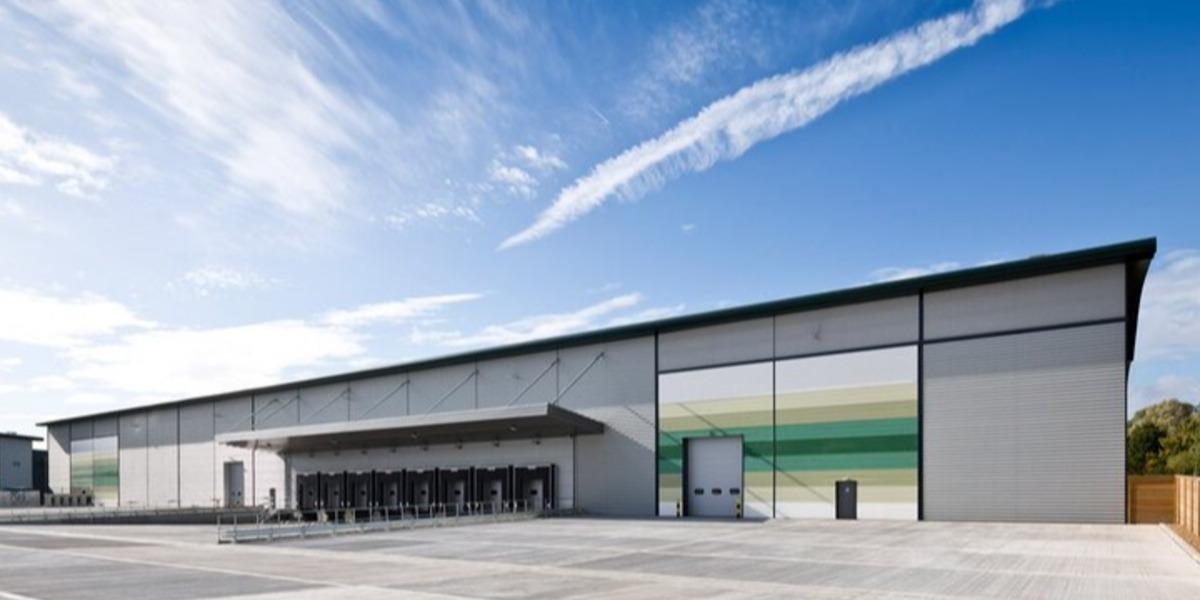 JLL Industrial land JAS International at Heathrow Logistics Park