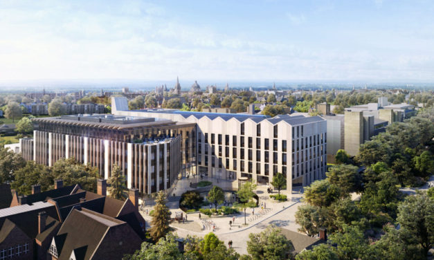 L&G to fund Oxford's Life and Mind Building