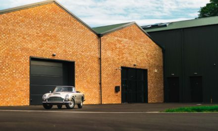 Little Car Company pulls into Bicester Motion