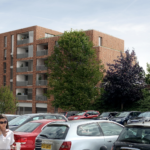 New housing scheme for undeveloped West Reading site
