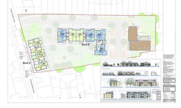 Paragon Asra to develop contemporary homes in Teddington
