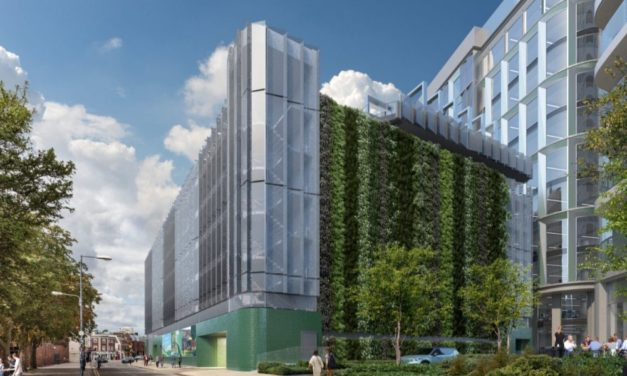 "Massive new office ""net zero"" campus planned by Unilever in Kingston"