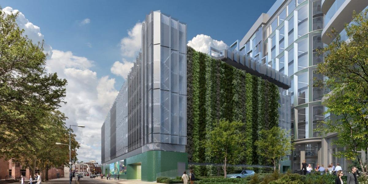 "Massive new office ""net zero"" campus planned by Unilever in Kingston"